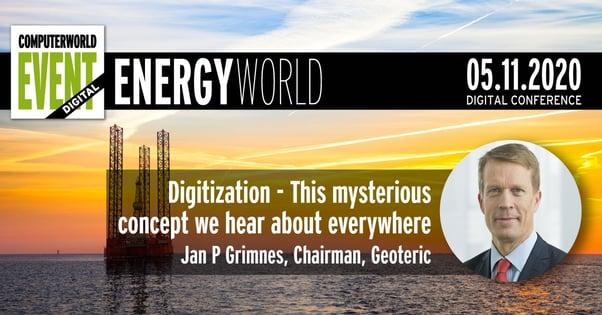 Geoteric EnergyWorld Grimnes Digitization