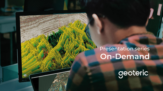 Geoteric Presentation Series On-Demand