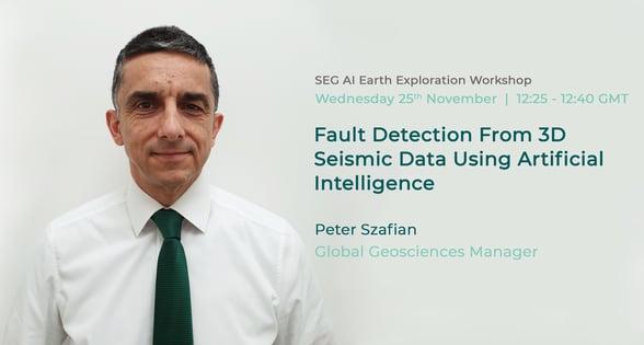 Szafian Geoteric SEG AI Earth Fault detection AI