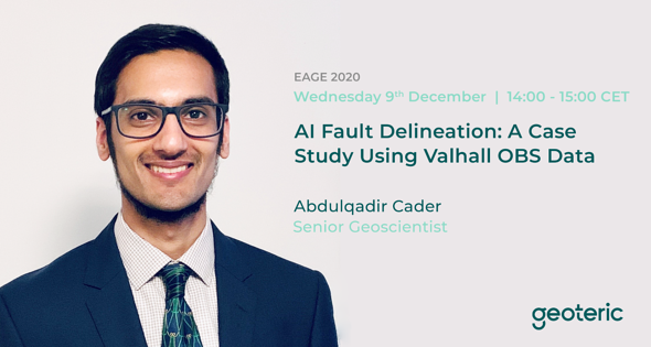 EAGE Cader AI Fault Valhall