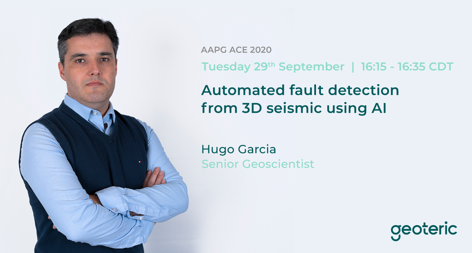 AAPG ACE Garcia Automated fault detection AI