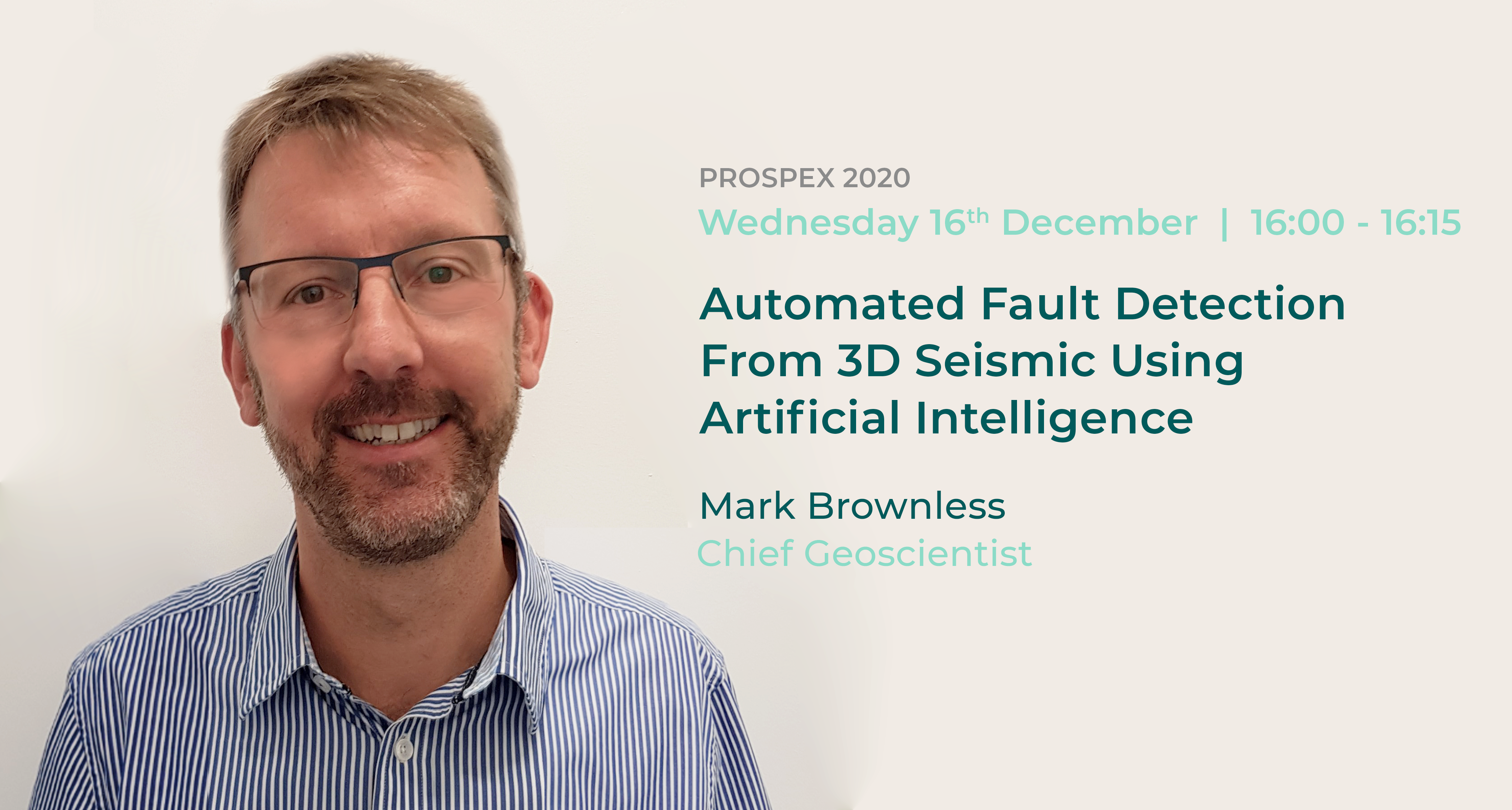 Brownless Geoteric PROSPEX Automated AI Fault