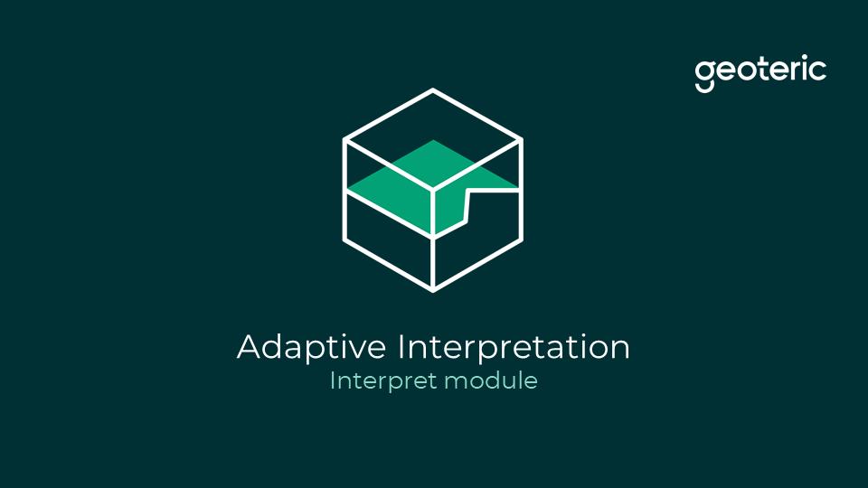 Adaptive interpretation interpret module