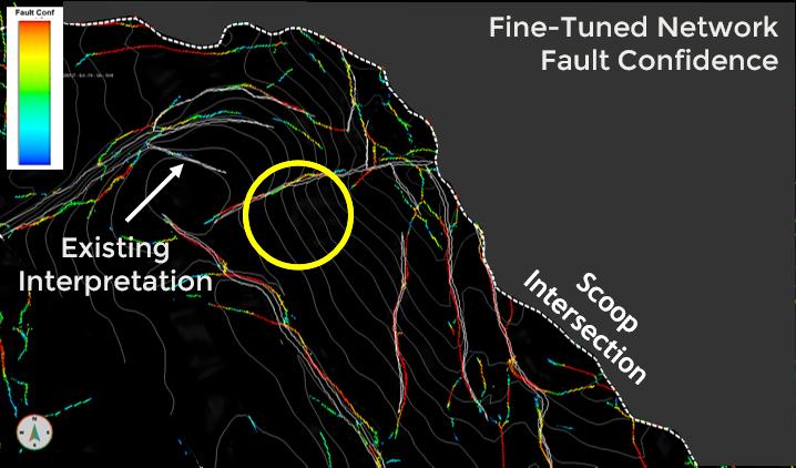Ithaca Fine-Tuned Network