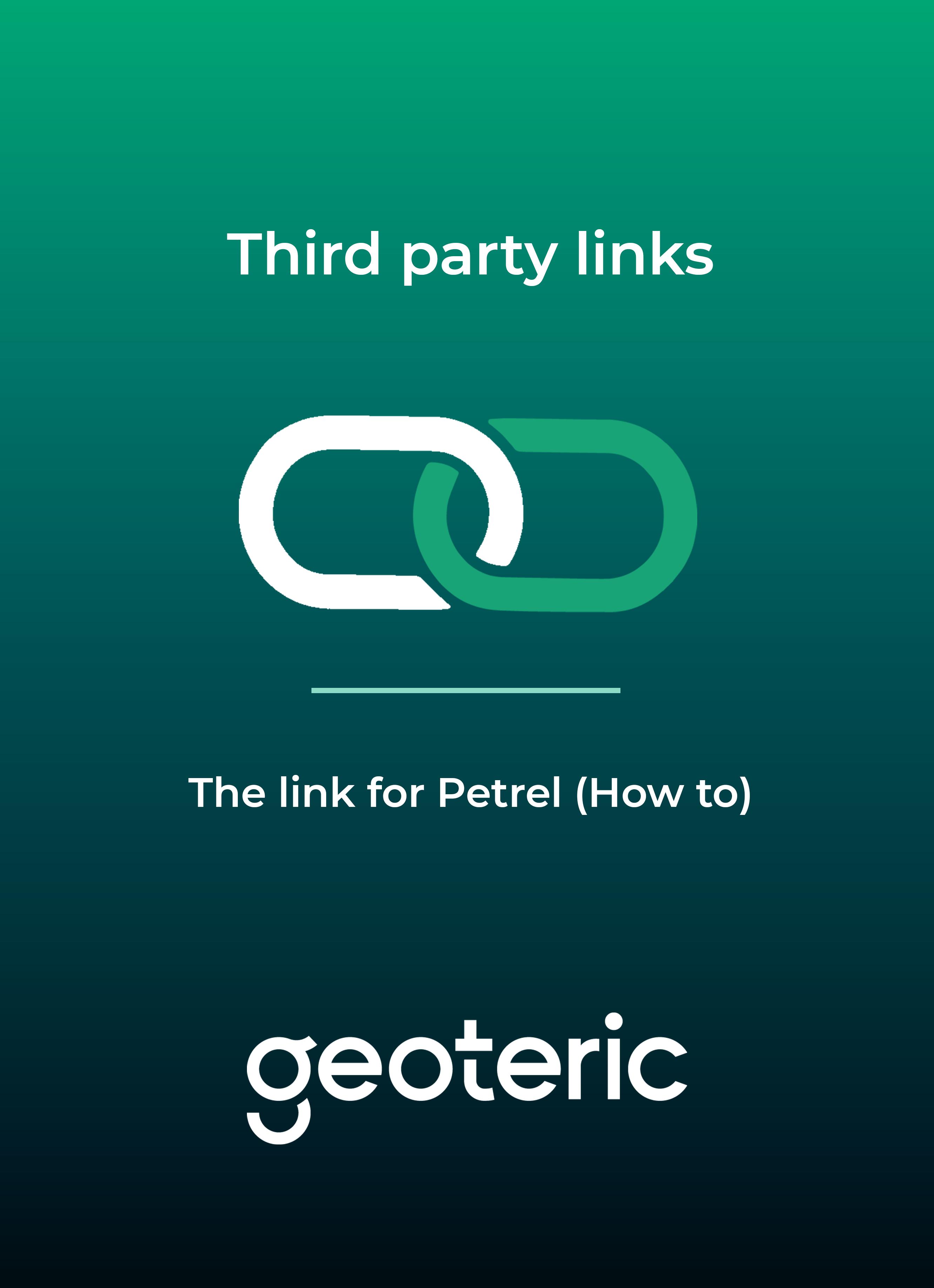 Petrel user guide