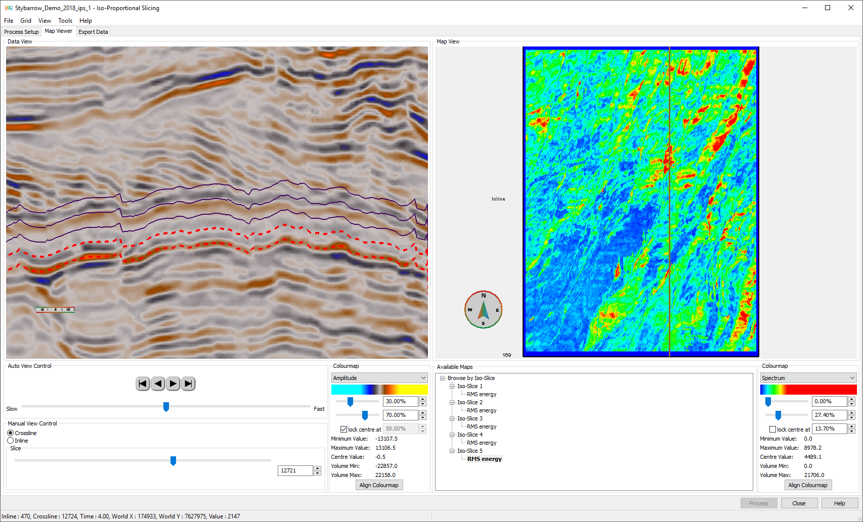 Geoteric | 3D Seismic Interpretation Software for Oil &