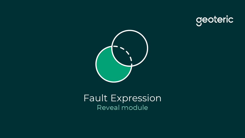 Fault expression reveal module